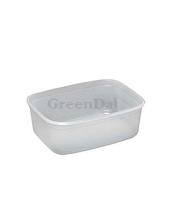 Plastbakke (28) 500ml 50stk/ps -