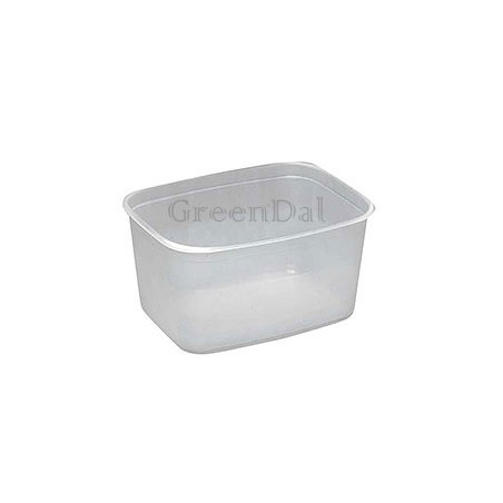 PlastBakke (28)750ml 50stk/ps