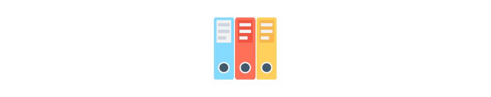 Arkivering og opbevaring -