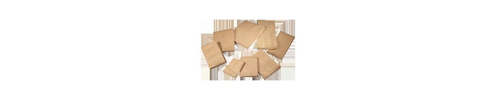 Bagerartikler og indpakning - Kageæsker, kagepap, bagepapir, og...