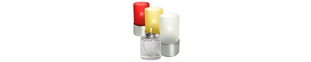 Lys & tilbehør - Stearinlys, lysestager, LED mm. til inde- & udendørs