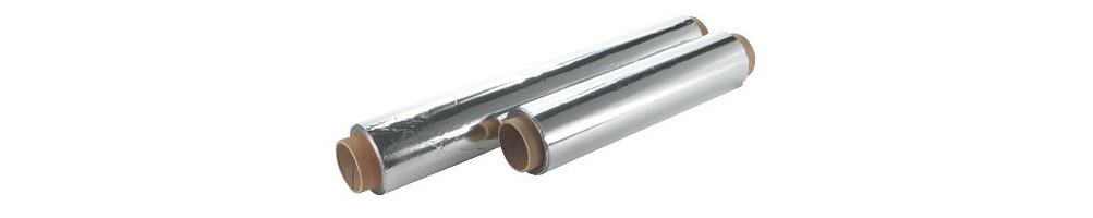 Staniol - Alufolie er beregnet til at beskytte fødevarer, både...