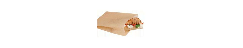 Sandwich indpakning - Køb Sandwich indpaknings emballagehos...