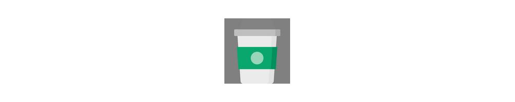 Kaffebæger og tilbehør - Vi har samlet et bredt udvalg af...