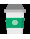 Kaffebæger og tilbehør