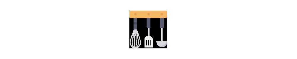 Køkkenredskaber -