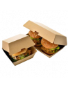 Burger indpakning -papir