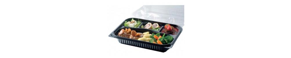 Dinnerbokse - Vi har eksklusive plastbakker til varme og kolde...