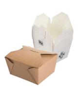 Wok & China Boxes