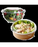 Salatbæger og skåle