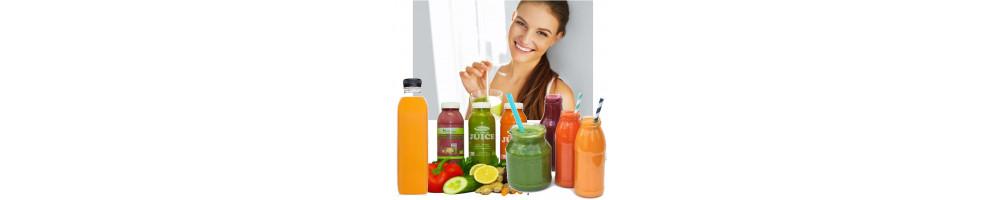 Drikkevare og tilbehør - Vand, juice, kakao, sirup, honning,...