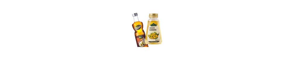 Sirup og honning -