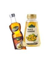 Sirup og honning