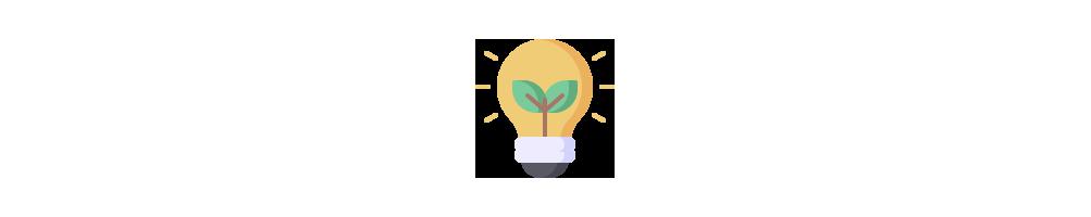 Lys LED - Vores LED-lys er energieffektive, så de holder lang...