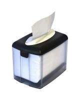 Napkins for dispensers